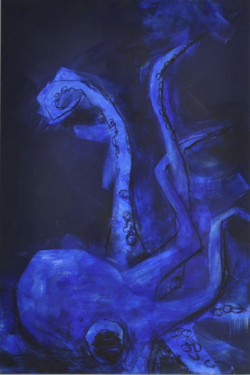 oktopus blau 1