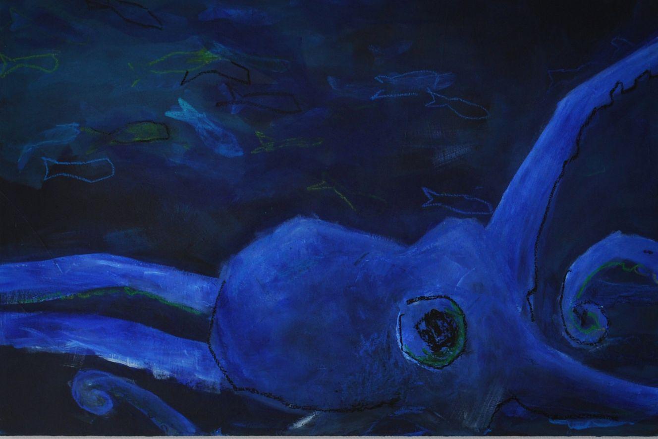 oktopus blau 3