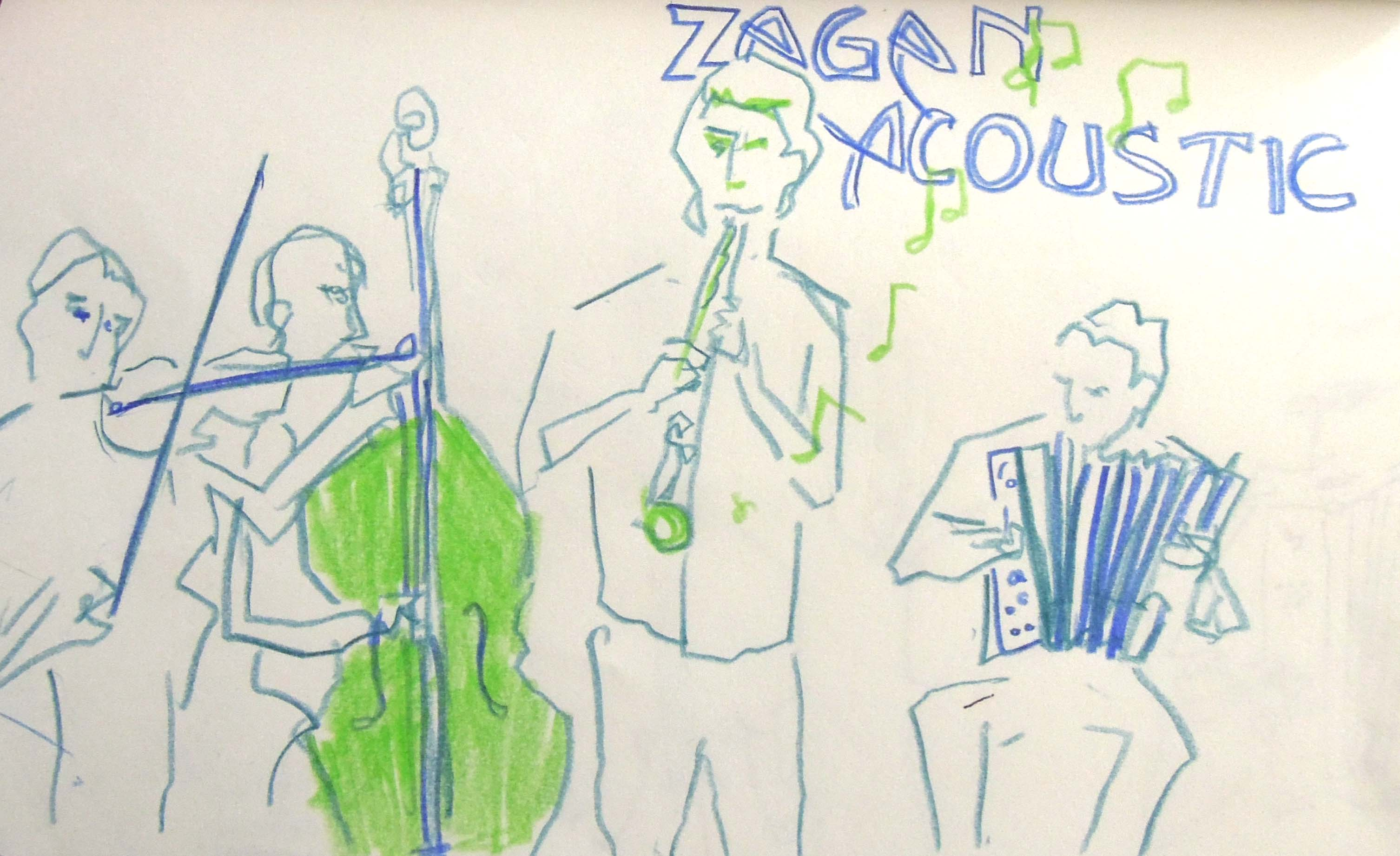 zagan acoustic